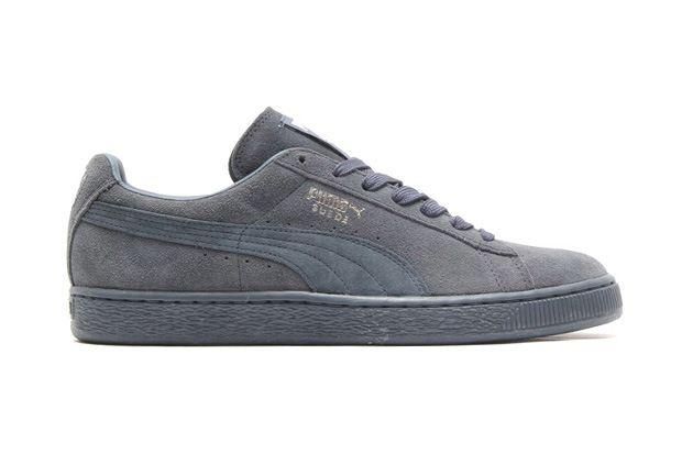 Puma Suede Classic All Grey
