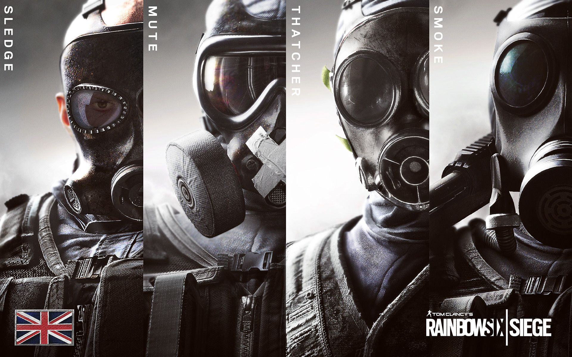 Rainbow Six Siege Wallpapers [1920x1080] Need #iPhone #6S #Plus #Wallpaper/ #Background for #IPhone6SPlus? Follow iPhone 6S Plus 3Wallpapers/ #Backgrounds Must to Have http://ift.tt/1SfrOMr