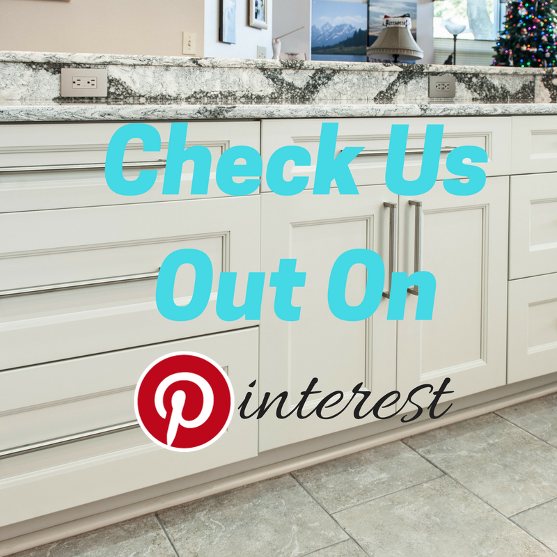 Don't forget to follow our Pinterest page and keep up with all the fun things we have been pinning! https://www.pinterest.com/ptkitchens/ #pinterest #design #kitchens