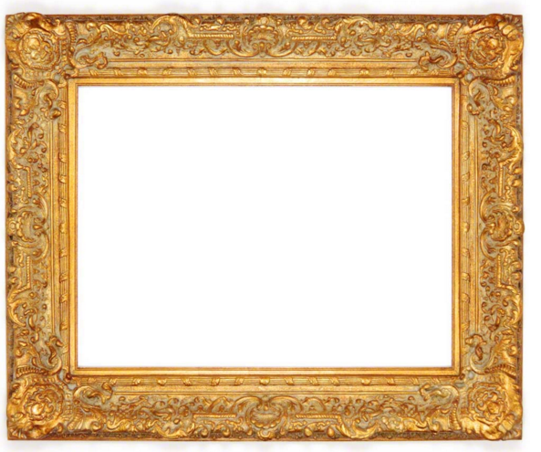 Large Picture Frames Cheap This Picture Frame Has Just Been Revamped