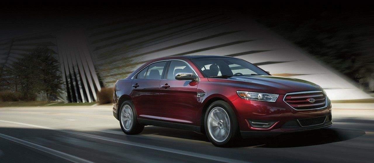 2019 Ford Taurus In Burgundy Velvet Ford Taurus Sho Ford Taurus