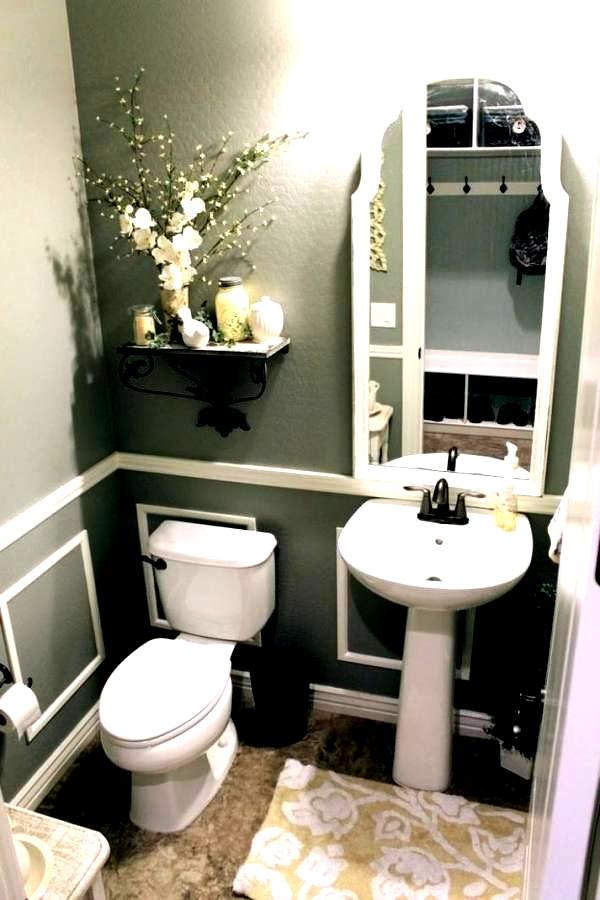 Guest Half Bathroom Ideas Guest Bathroom Ideas Small Half Bath Remodel Ideas Hal Bath Bathroom Gues In 2020 Half Bath Remodel Guest Bathroom Small Guest Bathrooms