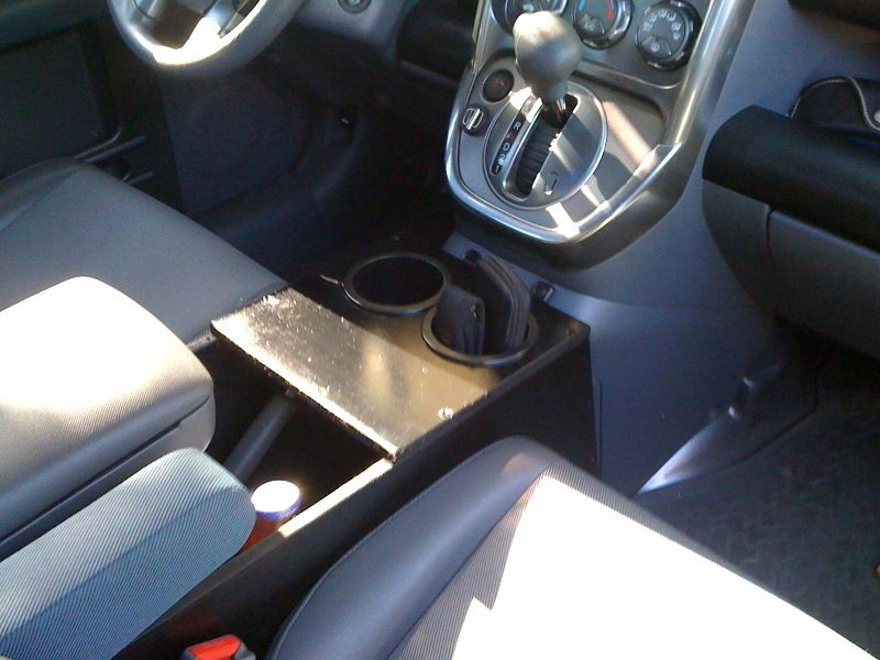 DIY Center Console $15 - Honda Element Owners Club Forum