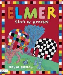 Elmer. Słoń w kratkę (zbiór)