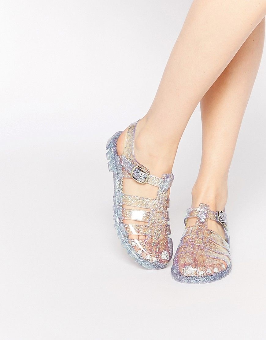 e7a25a2abf5d jelly sandals ASOS