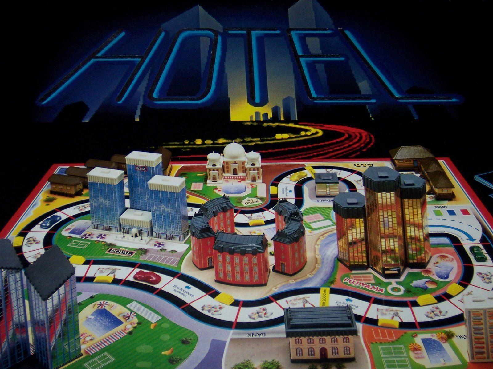 Hotel Spiele