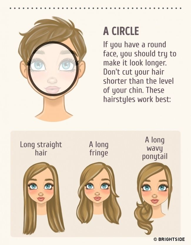Choose Your Right Hairstyle That Will Fit Perfect On Your Face Shape All For Fashion Design Face Shape Hairstyles Cool Hairstyles Hair Styles