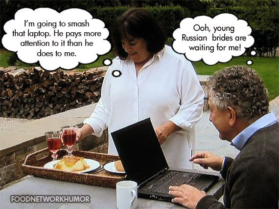 Food Network Humor Ina Garten