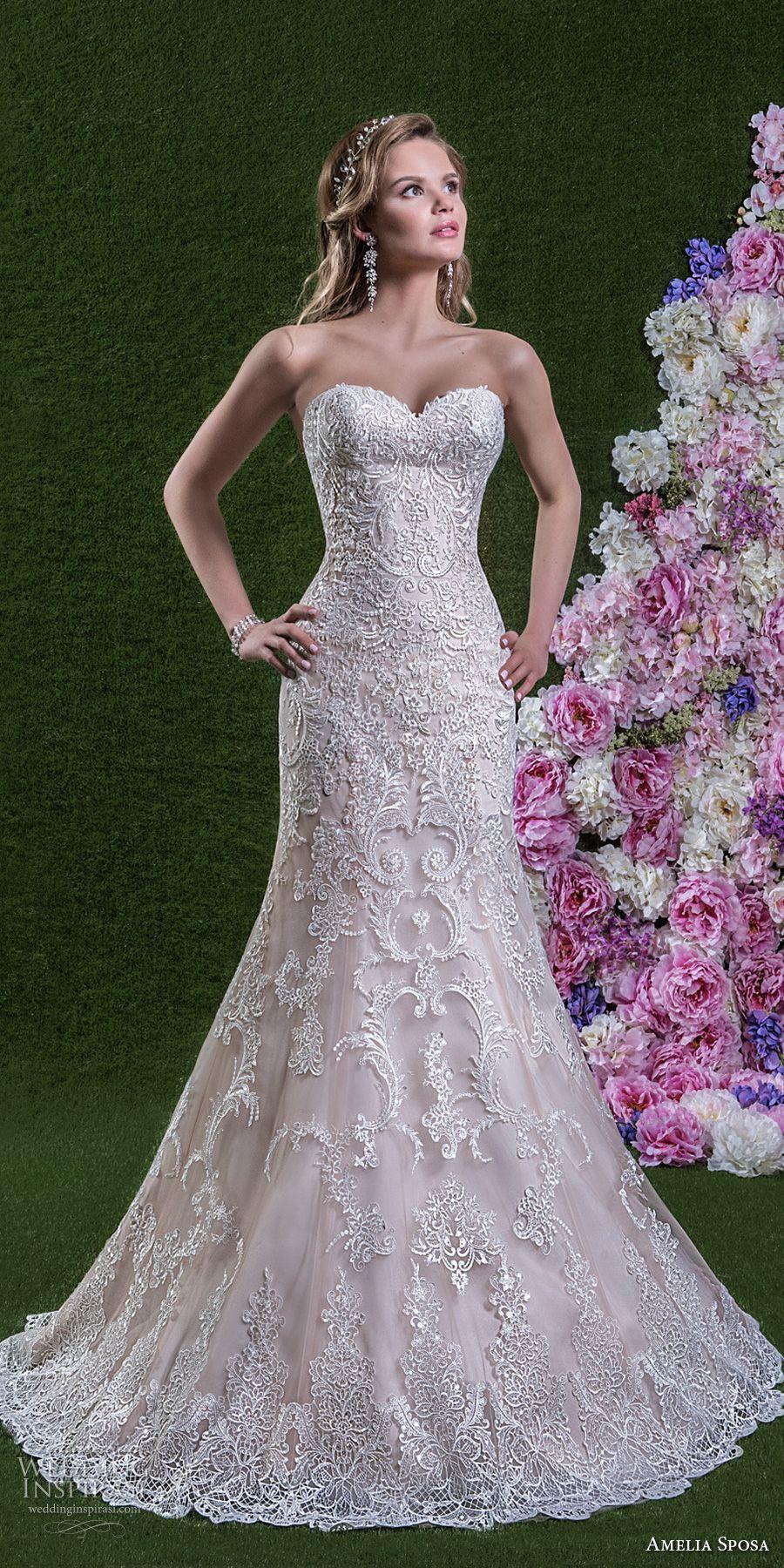 Amelia Sposa Wedding Dresses Pre-Owned