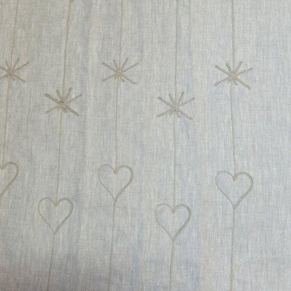 tissu lin - akin and suri | canapes and walls