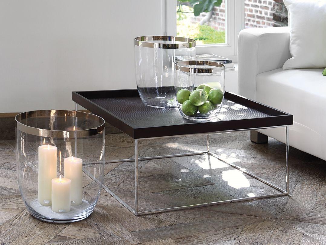 Fink Living Glas Vase Windlicht Deluxe Kaufen Im Borono Online