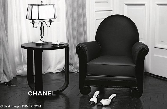 Kristen Stewart photoshoot with Chanel for 'Paris in Rome's' Campaign (777247)