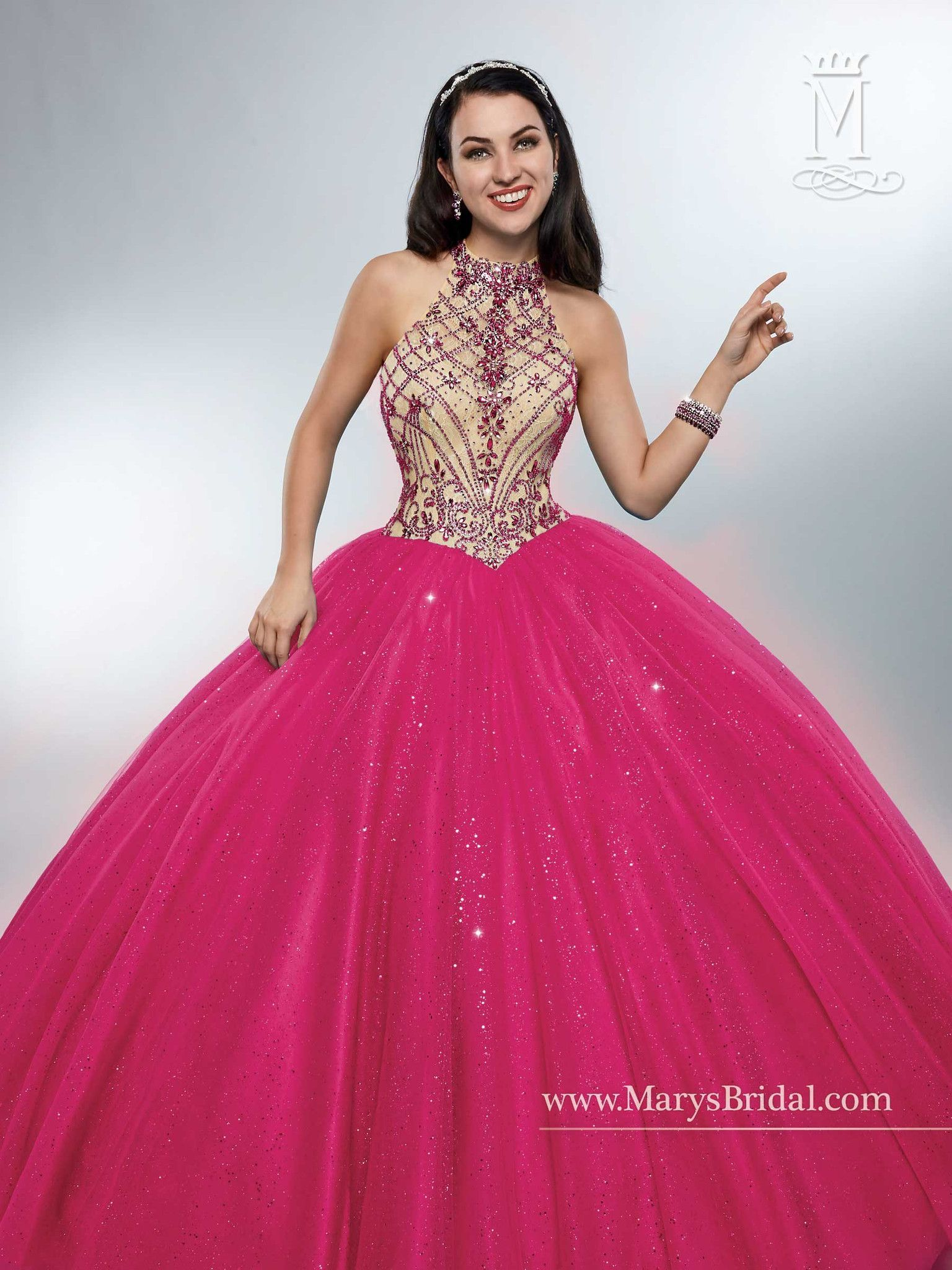 Mary\'s Bridal Beloving Collection Quinceanera Dress Style 4685 ...