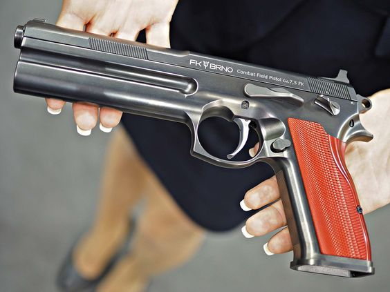Ak4me 0nlywepons Fk Brno 7 5mm Fk Pistol I Kinda Wanna Shoot One I Need It Silah Tabancalar Tufek