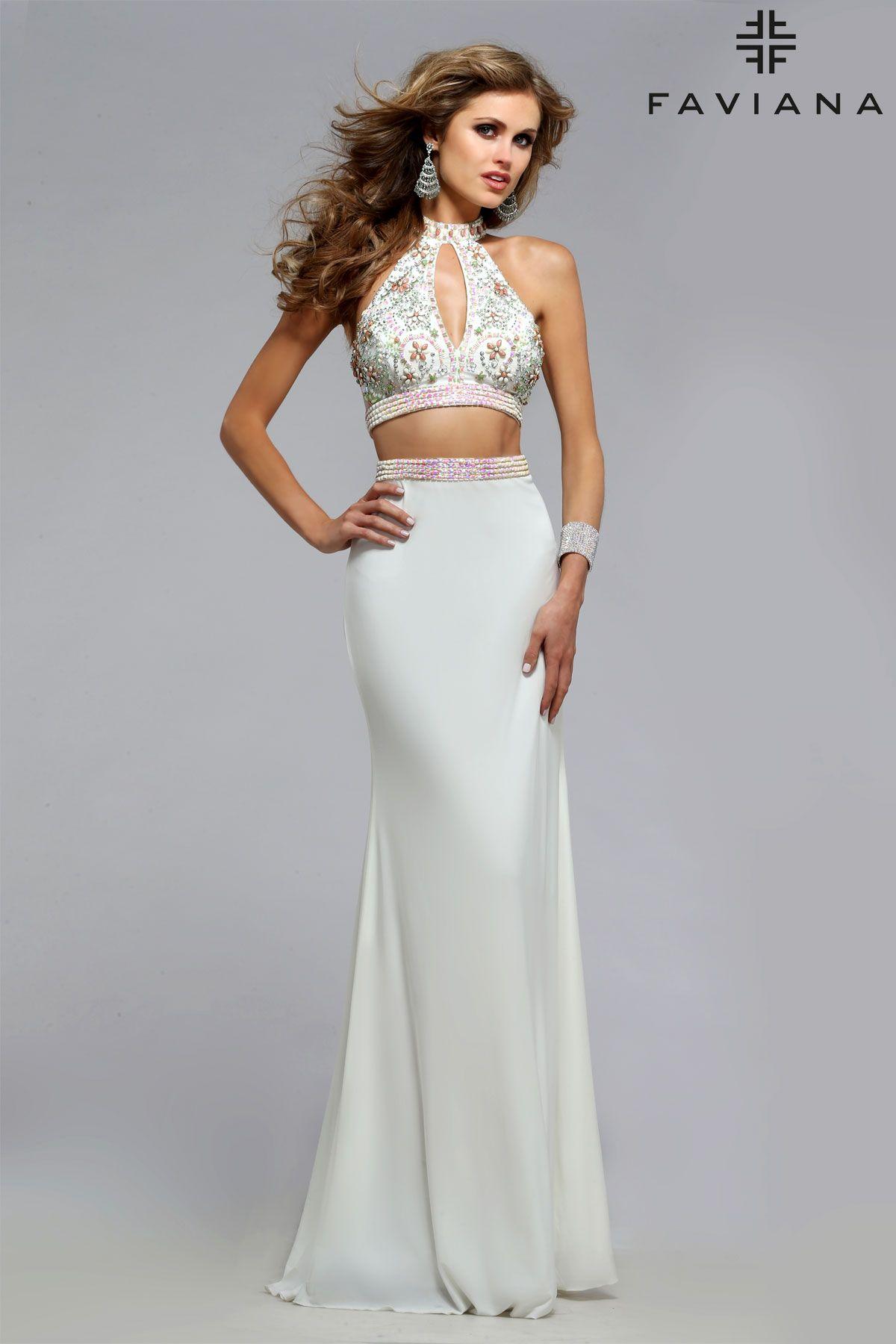 S bodice prom and prom night dress