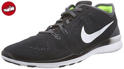 Nike Free 5.0 Femmes Noires 38,5