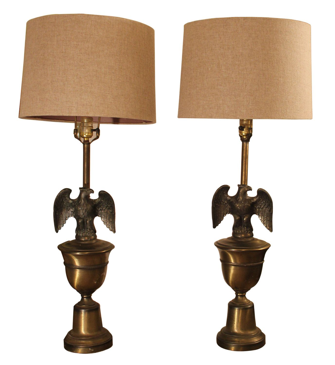 1930's table lamp - federal style | table lamps | Pinterest ...
