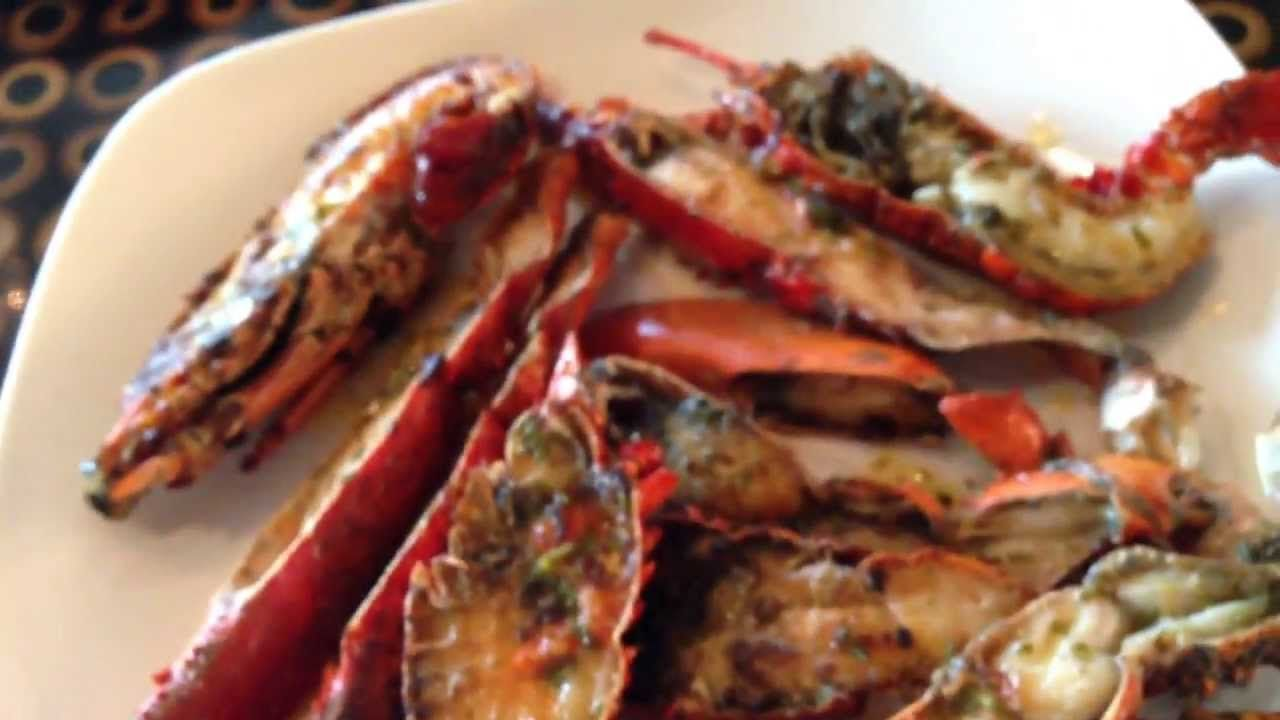 Cafe 1228 New World Hotel Makati Sunday Lunch Buffet Maine Lobster by Ho...