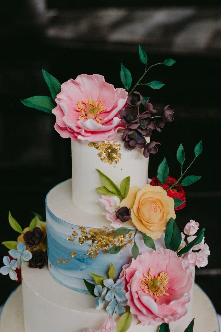 Ashley and jonos wedding wedding cake