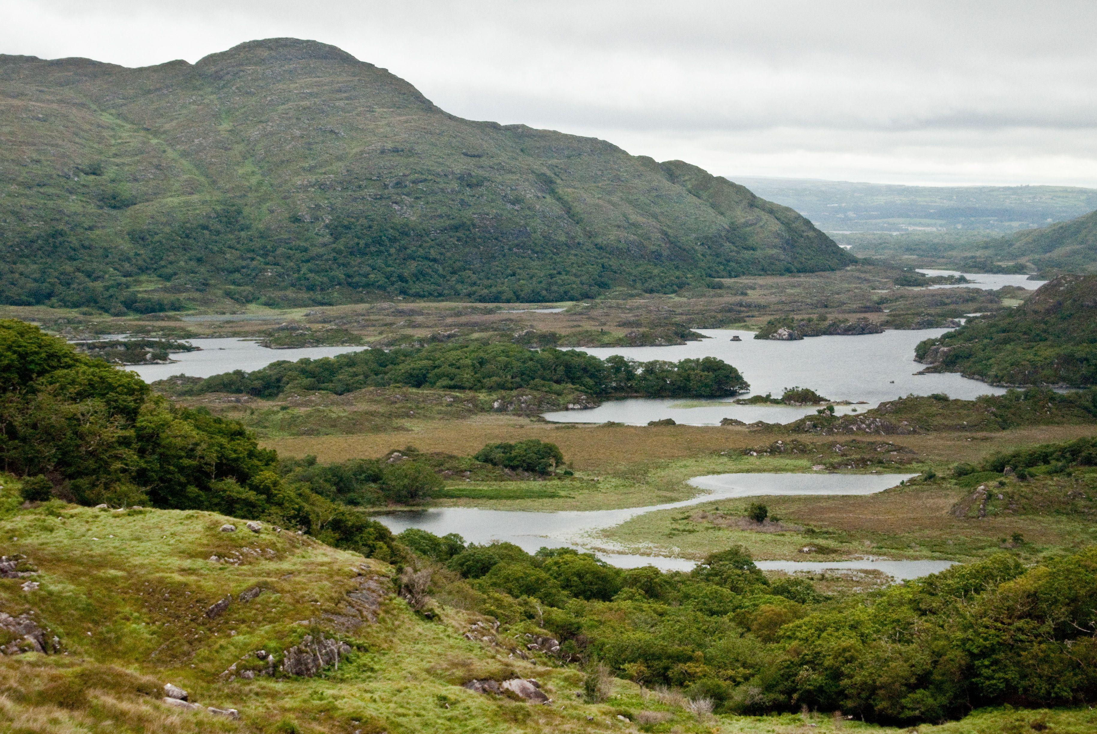 The Lakes Of Killarney Ireland