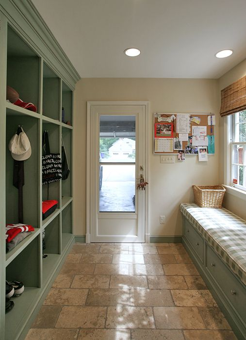 Mudroom With Storage Bench And Message Center Mudrooms Mudroom Laundry Room Mudroom Home
