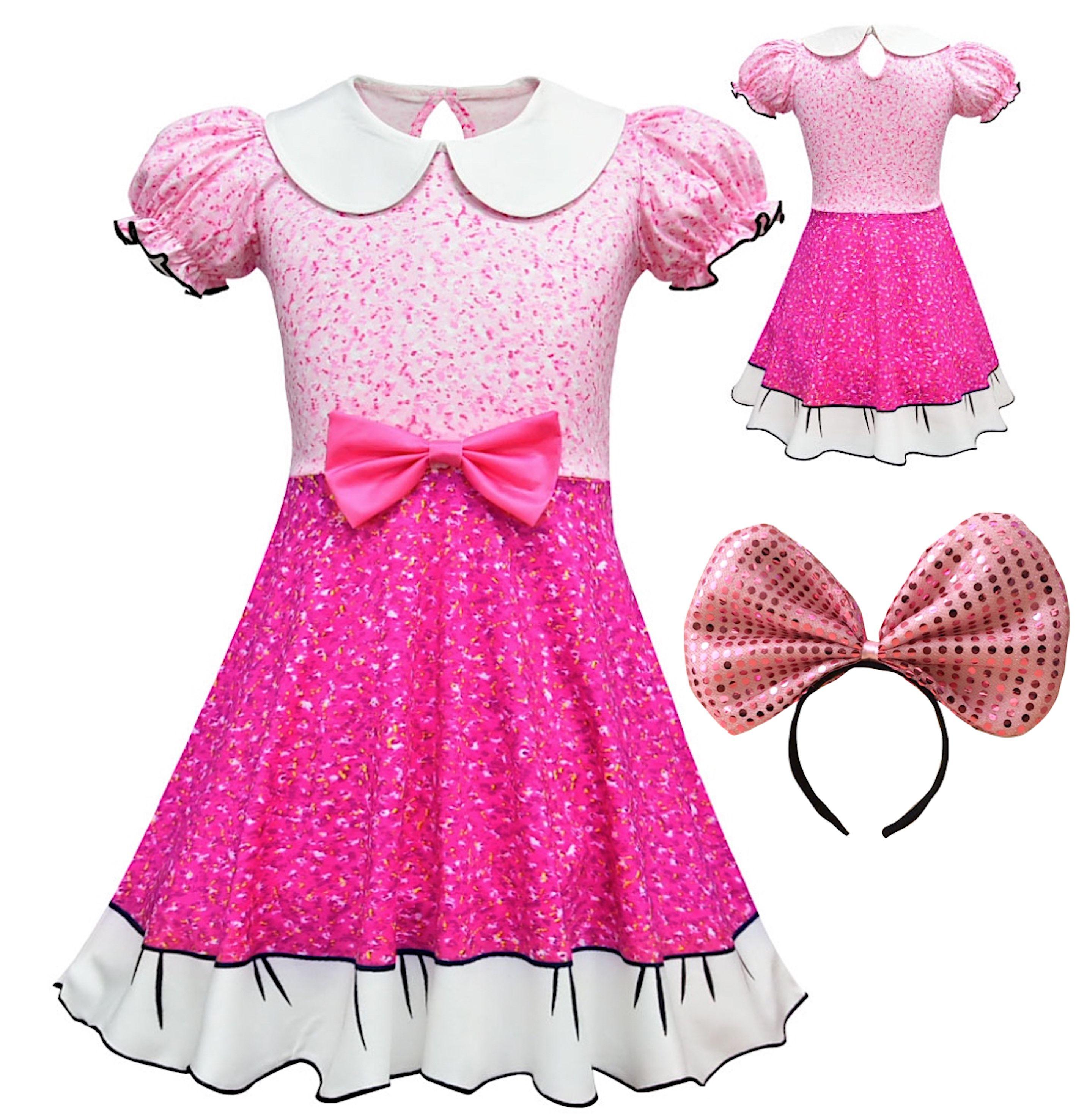 lol bambola ballerina vestito glitter