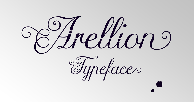 Arellion Font 1001 fonts, Friends quotes