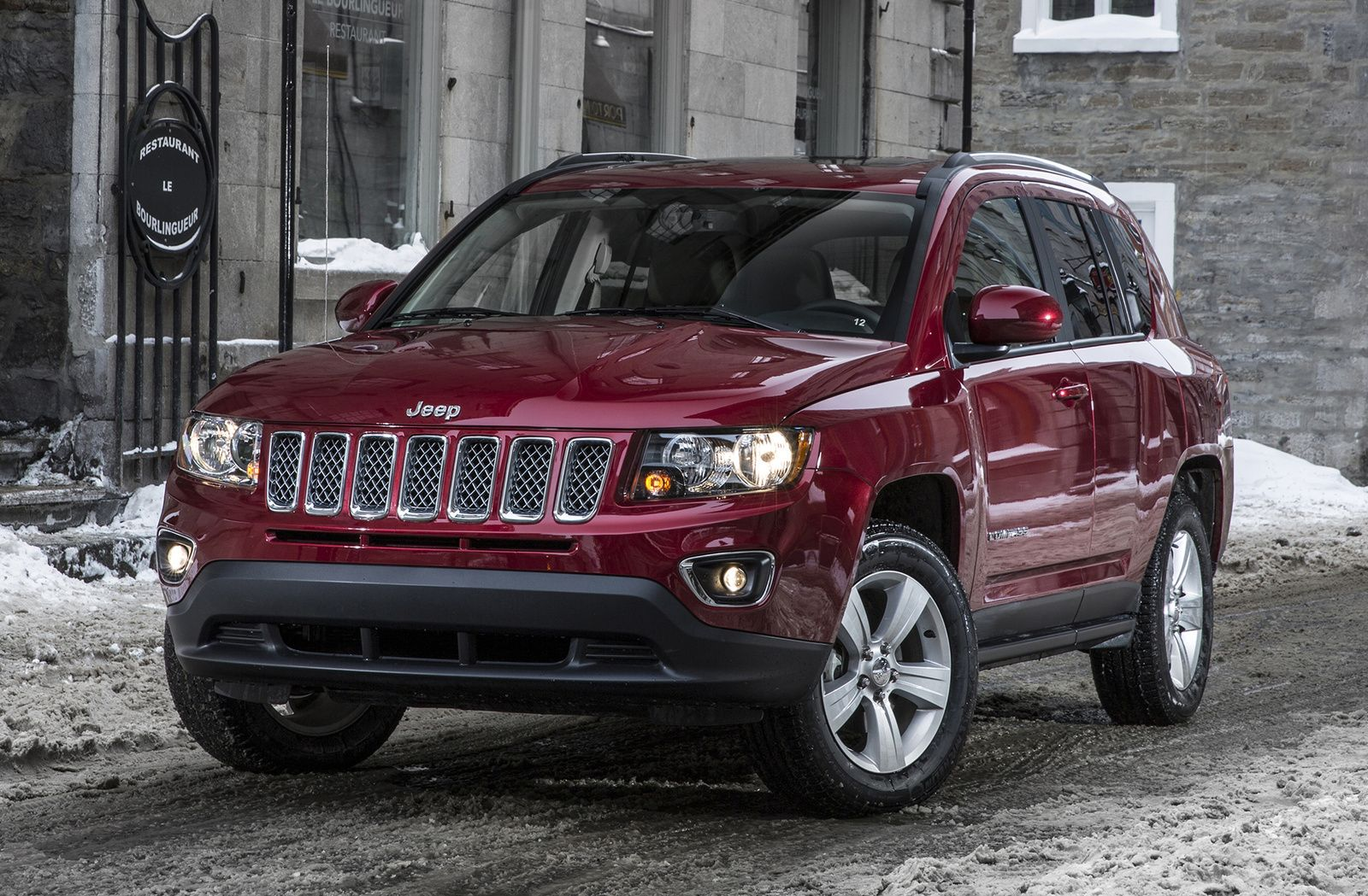 2016 2017 Jeep Compass For Sale In Your Area Cargurus With