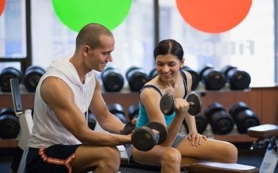 Hit the Iron: Why Building Muscle is Central to Weight Loss - http://wp.me/p3EufV-iko