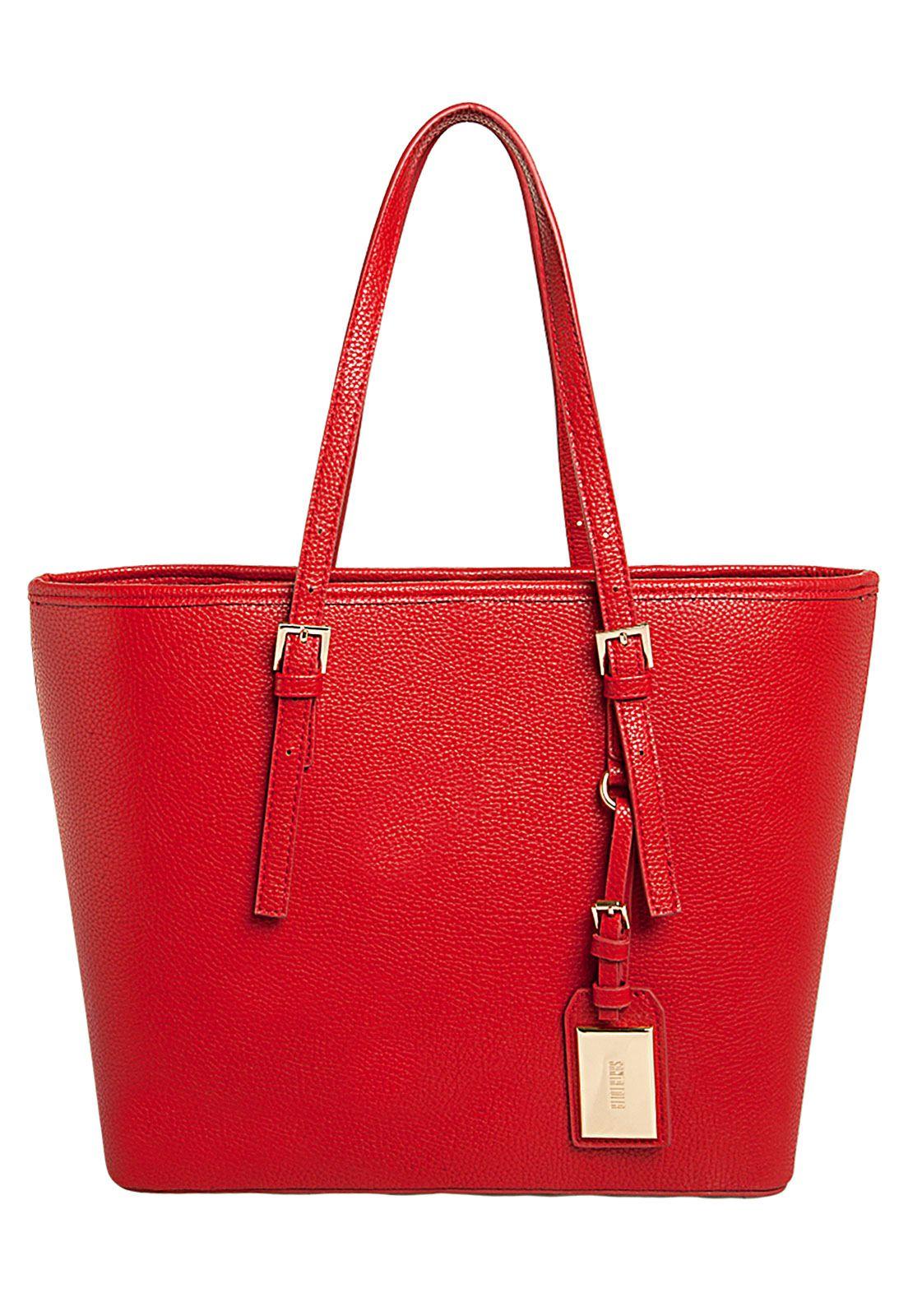e00c1df2b4134 Bolsa Santa Lolla Clean Vermelha - Compre Agora