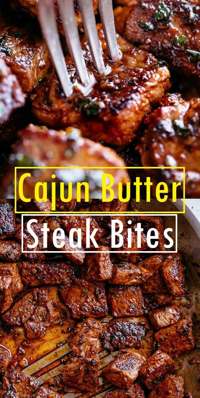 Ingrèdiènts Für Cajun Sèasoning: 1 Tablélöffel milder Paprika 1 1/2 Teelöffel ... #steakfajitarecipe