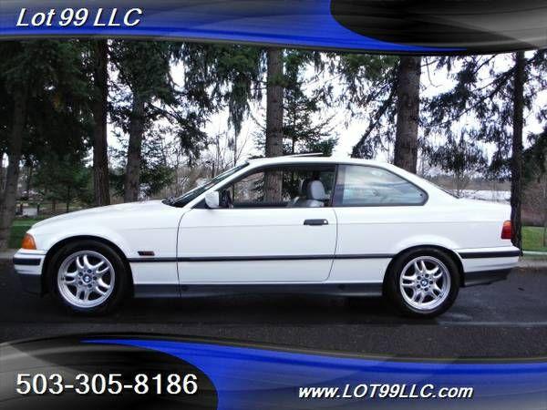 $4,995 1995 BMW 325is 2-Door Coupe 147,859 miles