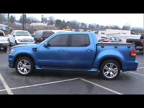 For Sale 2010 Ford Explorer Sport Trac Adrenaline Series 1 Owner