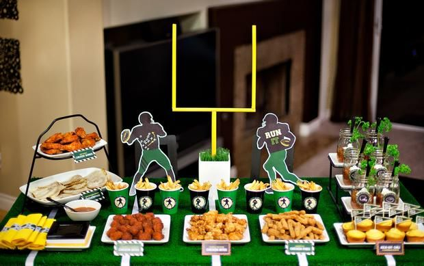 Hostess with the Mostess® - Big Game Football Party