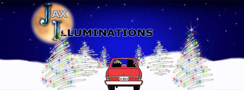 Jax Illuminations - New holiday light display.  Nov 22, 2013 - Jan 5, 2014 www.JaxIlluminations.com
