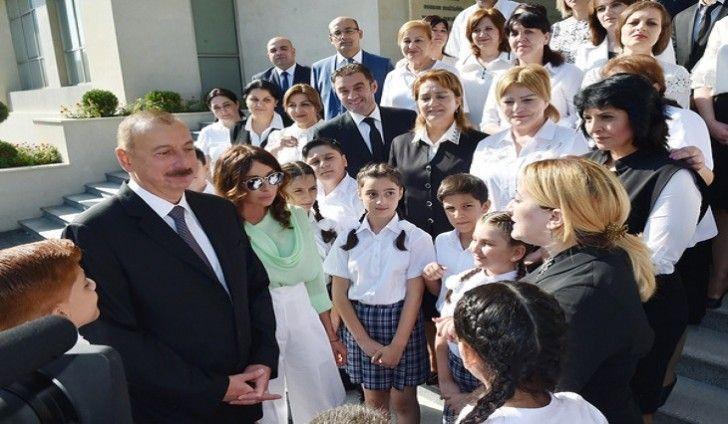 Ilham əliyev Talk Show Scenes Talk