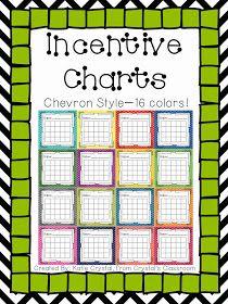 Crystal   classroom incentive charts also first class teacher shop teachers notebook polka dot rh pinterest