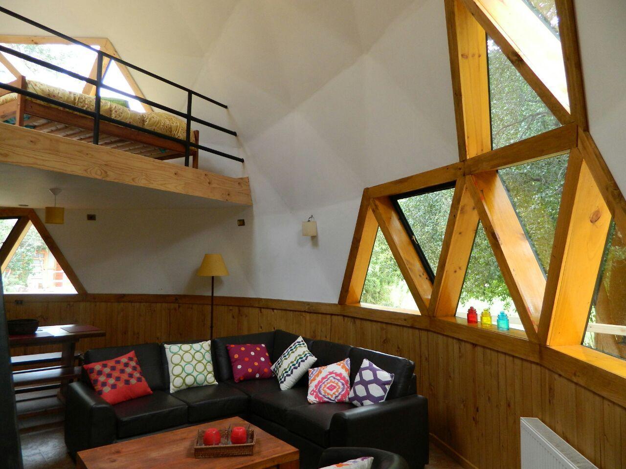 Resultado de imagen para domo 3 8 5 8 casa domo - Casas geodesicas ...