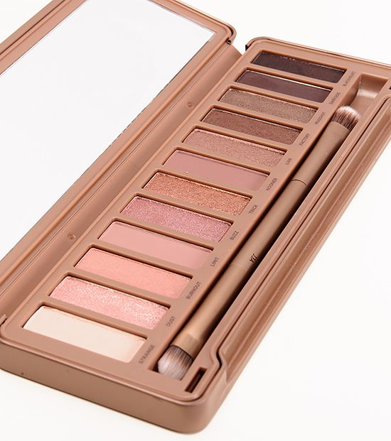 Urban Decay Naked3 Eyeshadow Palette - I want!