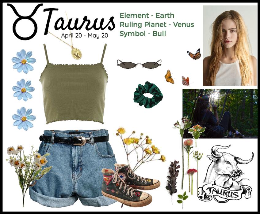 Clothing style taurus Zodiac Style: