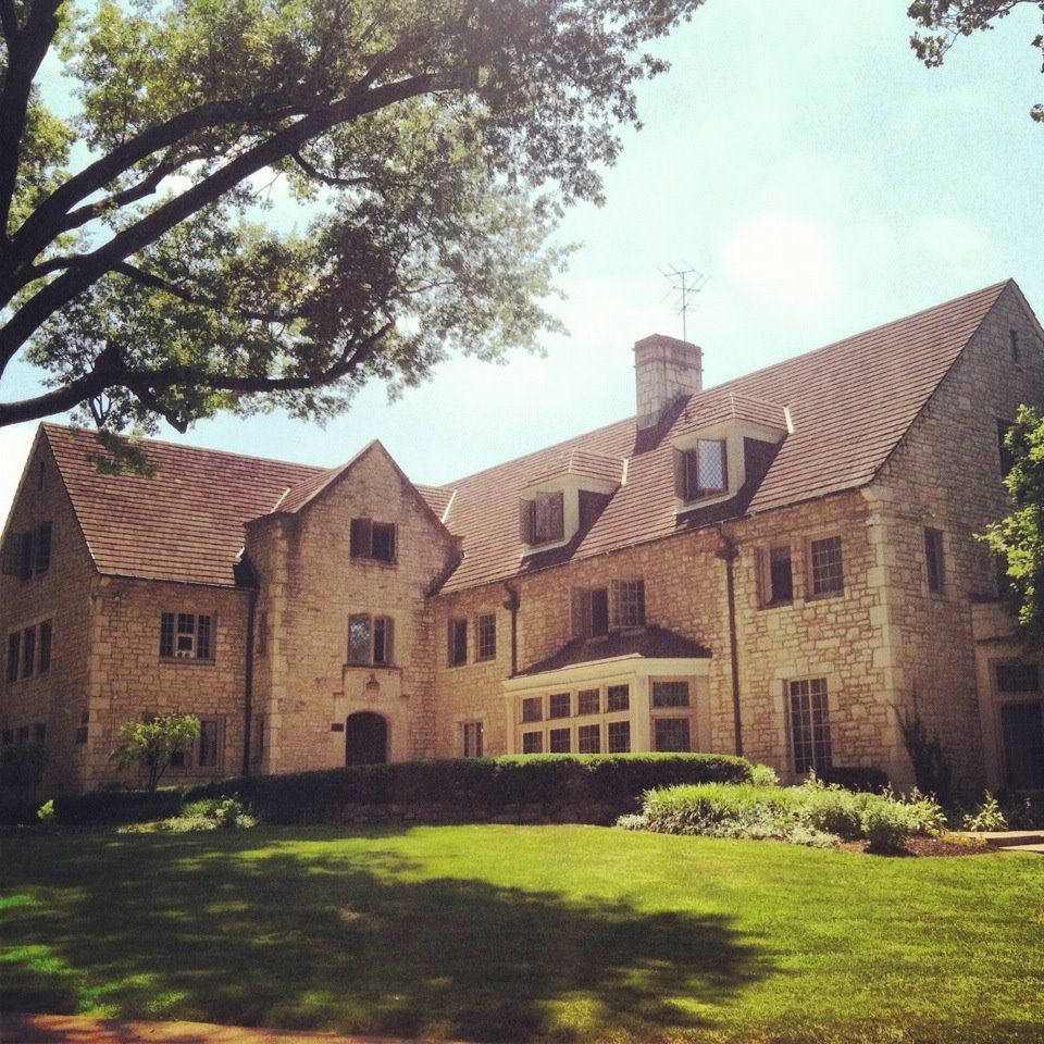 My old home: Kappa Alpha Theta House at Ohio State     Oh if