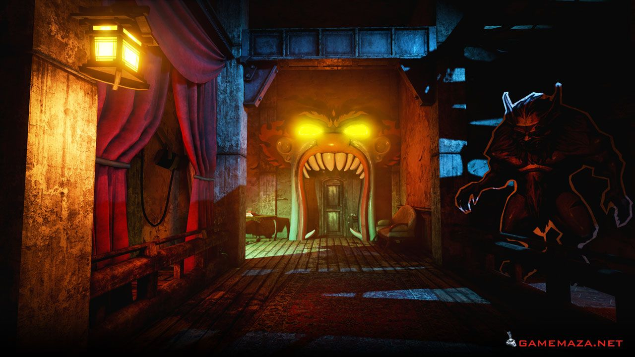 The Park Gameplay Screenshot 4 Horror video games, Ps4