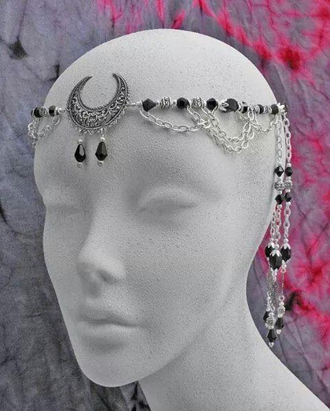 Head piece jewels