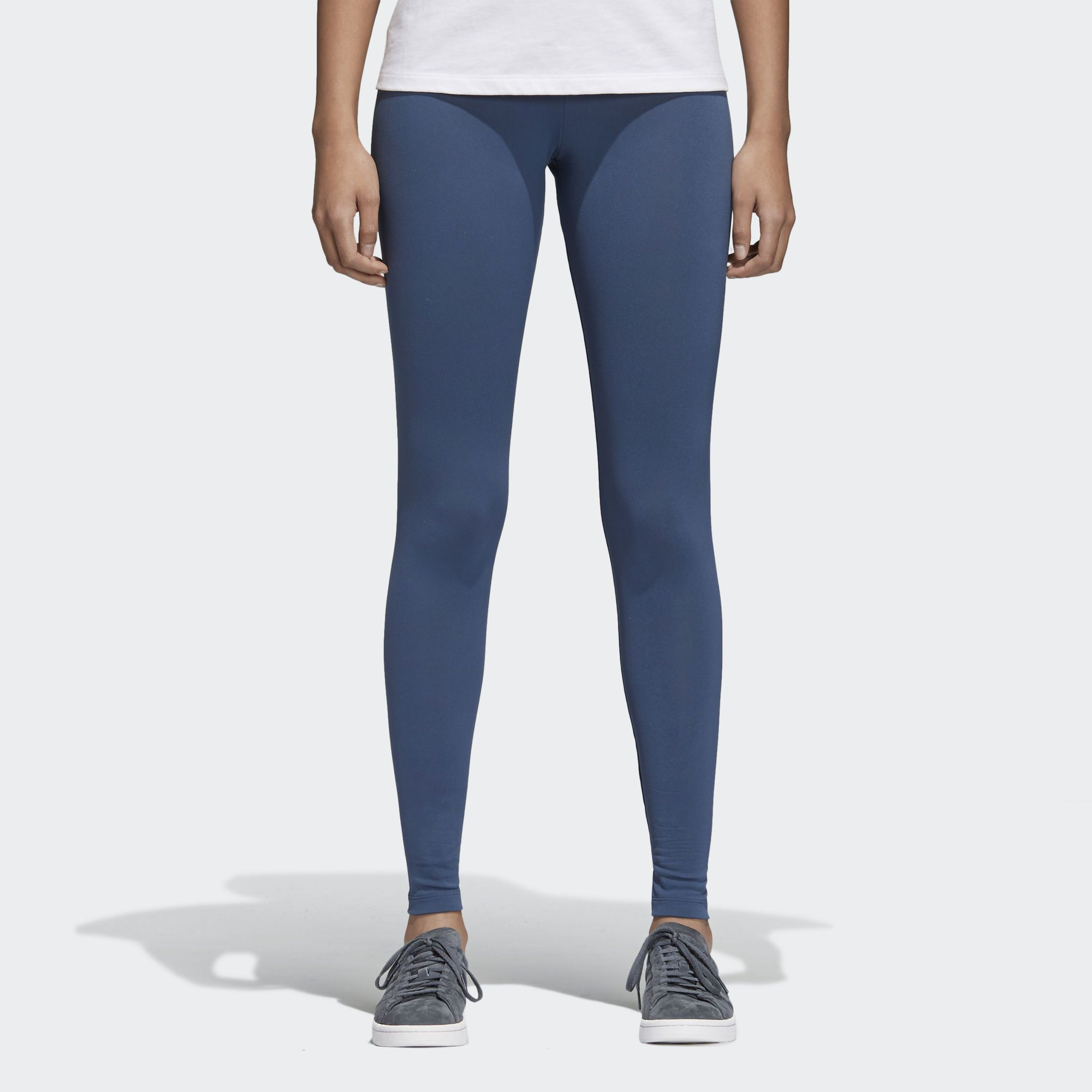 Best Offer On Adidas Women's Originals Trefoil Leggings