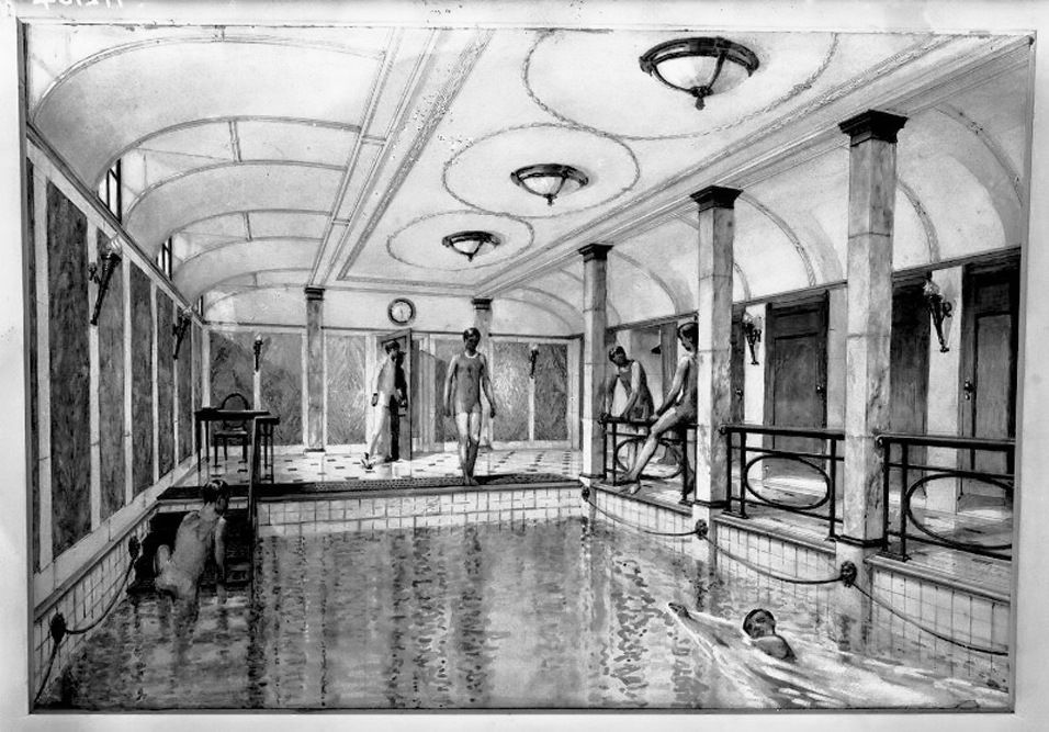 """A propos du """"luxe"""" du Titanic... - Page 2 7fcc6cf9b931d0983016f6b82394e7bd"""