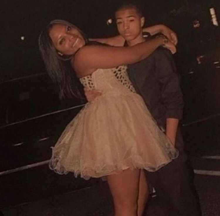 XXXTentacion and his sister, Jahseh Dwayne Onfroy, XXX, Young Dagger Dick, baby pictures, youth, young, child.