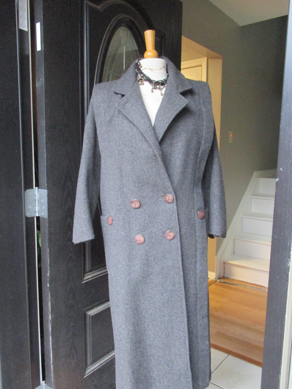 M BOXY 1960/'s WOOL JACKET blazer maybe mohair