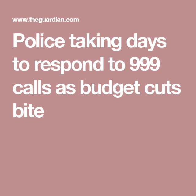 This could include cases of serious assault, including sexual violence,  inspectors said. Police budgets have fallen by around a fifth ...