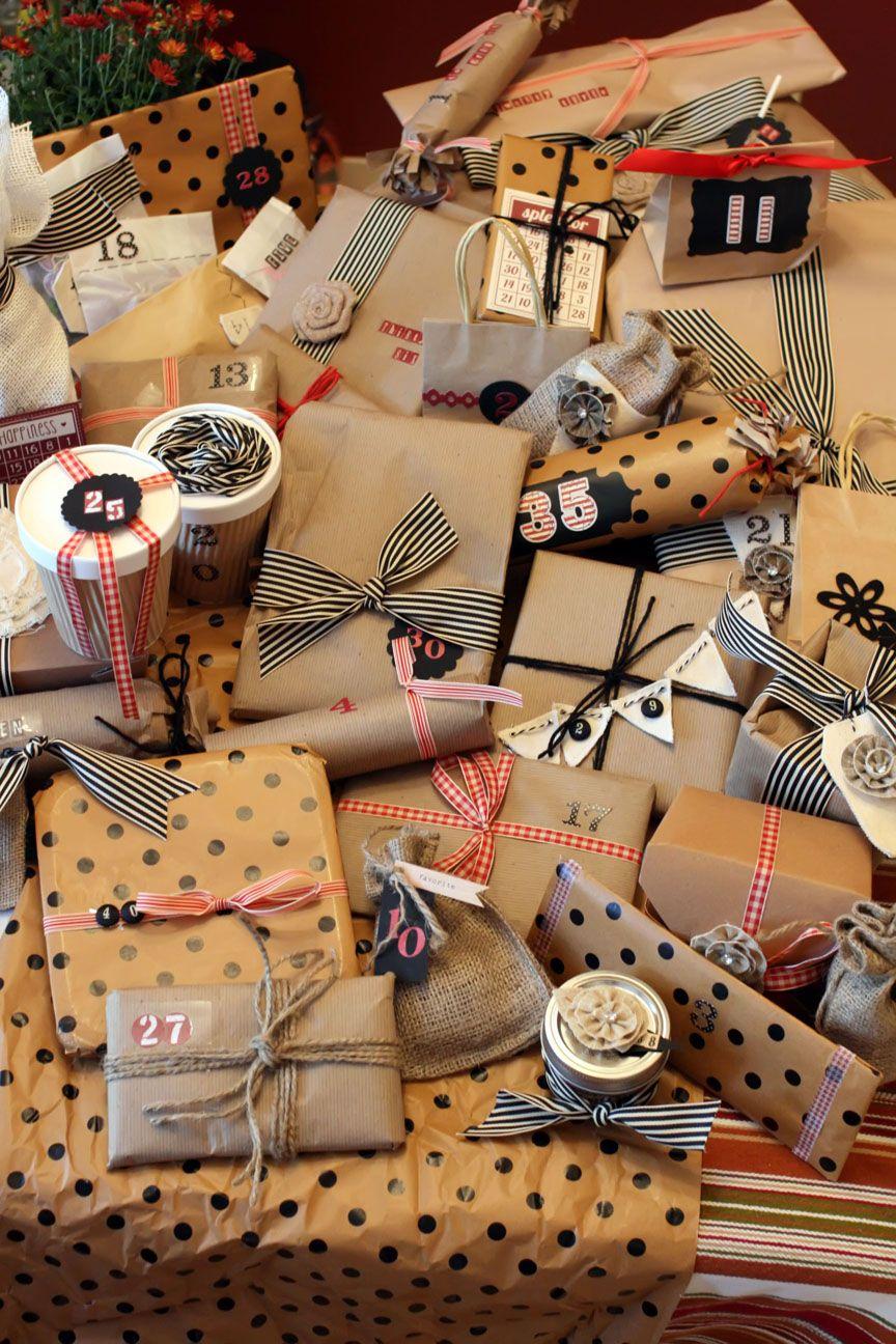 My big projectthe big 40 in a box! 40th birthday presents