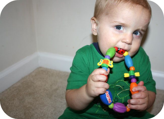 Nuby Bug A Loop Teether With Images Nuby Teethers Real Mom